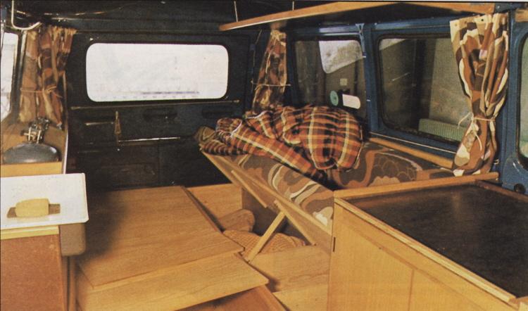 camping car estafette renault. Black Bedroom Furniture Sets. Home Design Ideas