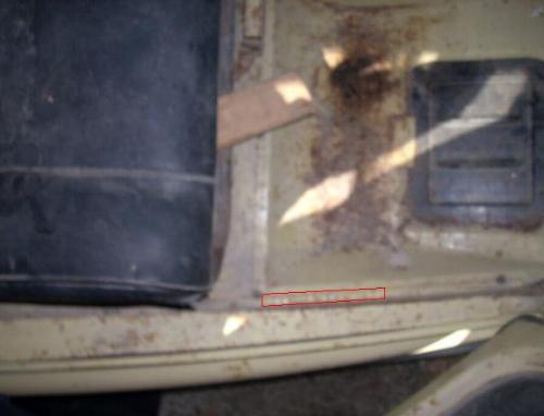 identification estafette estafette renault. Black Bedroom Furniture Sets. Home Design Ideas