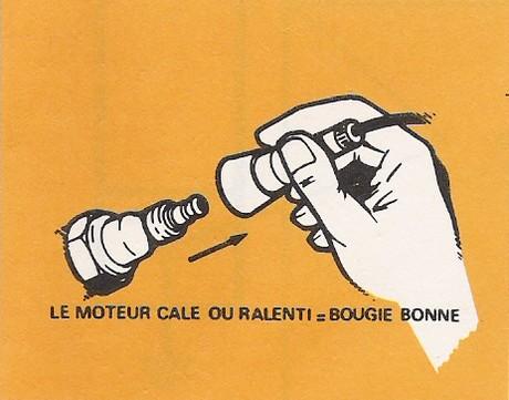 Allumage d tecter une panne estafette renault - Comment detecter une panne electrique ...